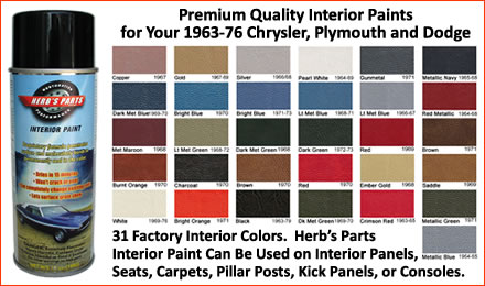 Herb's Interior Paint