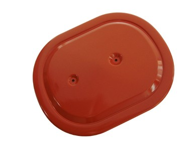 69-70 B BODY 4 BBL STEEL AIR GRABBER LID
