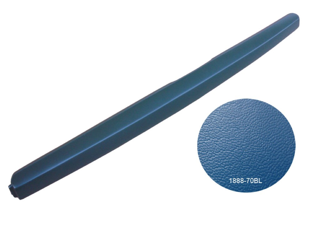 69-70 B BODY BLUE DASH PAD