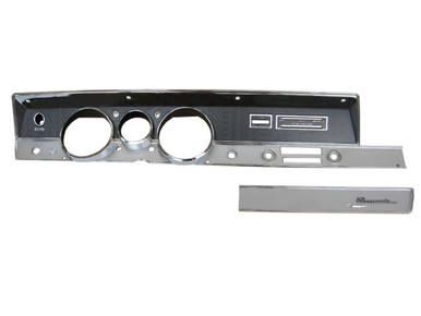 67 A BODY RALLY DASH BEZEL KIT WITHOUT AC