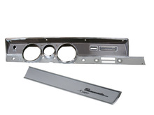 67 A BODY WOODGRAIN RALLY DASH BEZEL KIT WITHOUT AC