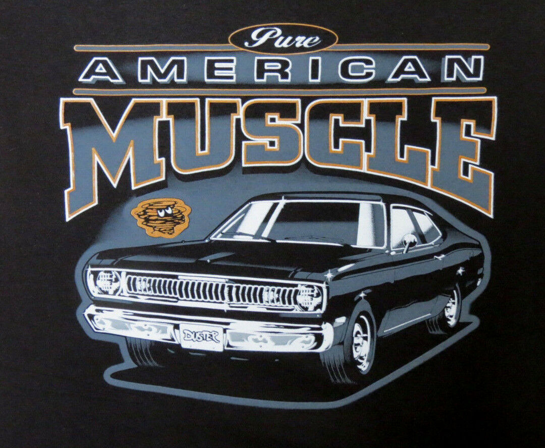 1970 1971 1972 Duster T-Shirt