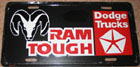 RAM TOUGH DODGE TRUCKS