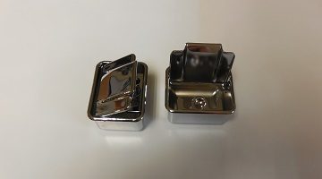 63-66 A, 66-70 B & 65-68 C BODY CONVERTIBLE ASH TRAYS SOLD AS A PAIR