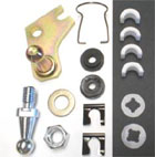 CLUTCH PIVOT SHAFT SERVICE KIT A-BODY