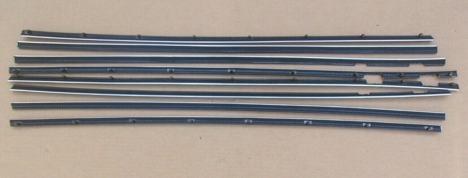 60-62 CHRYSLER 300 F HARDTOP OUTSIDE ONLY BELT CATWISKERS