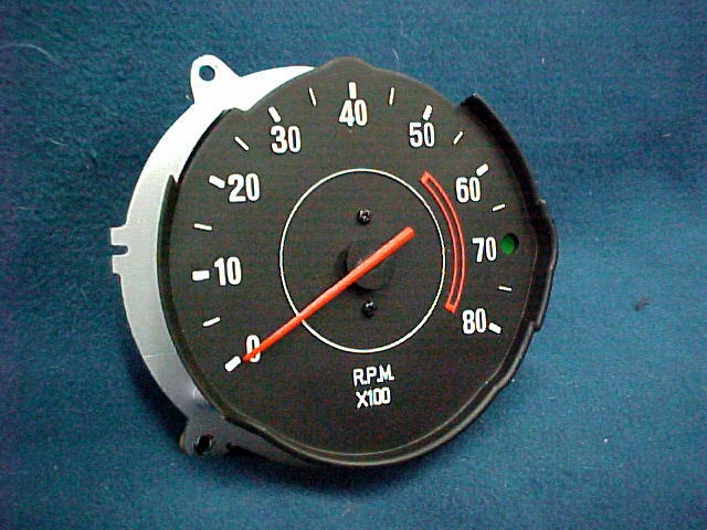 71-74 B BODY RALLY DASH TACHOMETER