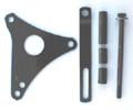 ALTERNATOR BRACKET KIT 67-71