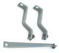 BATTERY TRAY BRACES SET 66-69