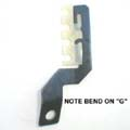 IGNITION WIRE BRACKET 69-78