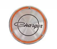 68-70 CHARGER UPPER DOOR PAD MEDALLIONS
