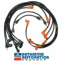SPARK PLUG WIRE SET FOR 1969 A-BODY, B-BODY & C-BODY 383 & 440 ENGINES, DATE-CODED 1ST QTR 1969