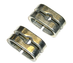 Parking Brake Cable Rear Connectors - Pair
