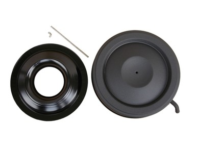 68-69 A/B BODY AIR CLEANER KIT (WITH BREATHER TUBE)