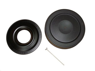 68-69 A/B BODY AIR CLEANER KIT (WITH OUT BREATHER TUBE)