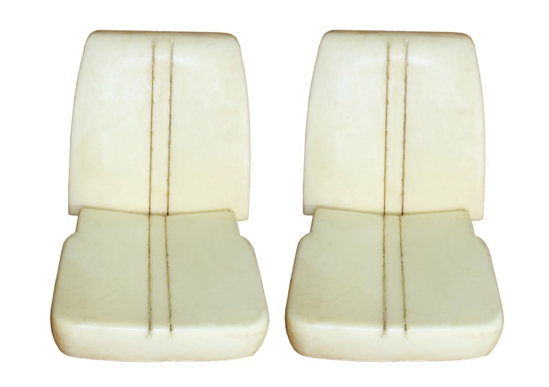 1966-67 A,B,C-body Seat Foams (Except 1966 Satellite)