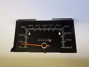 72-76 PLYMOUTH A BODY SPEEDOMETER WITH 120 MPH