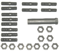 1966-69 Big Block Low Performance Exhaust Manifold Fastener Kit
