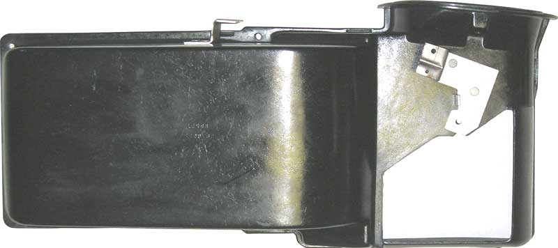 70-74 E BODY HEATER CORE HOUSING COVER WITHOUT AC