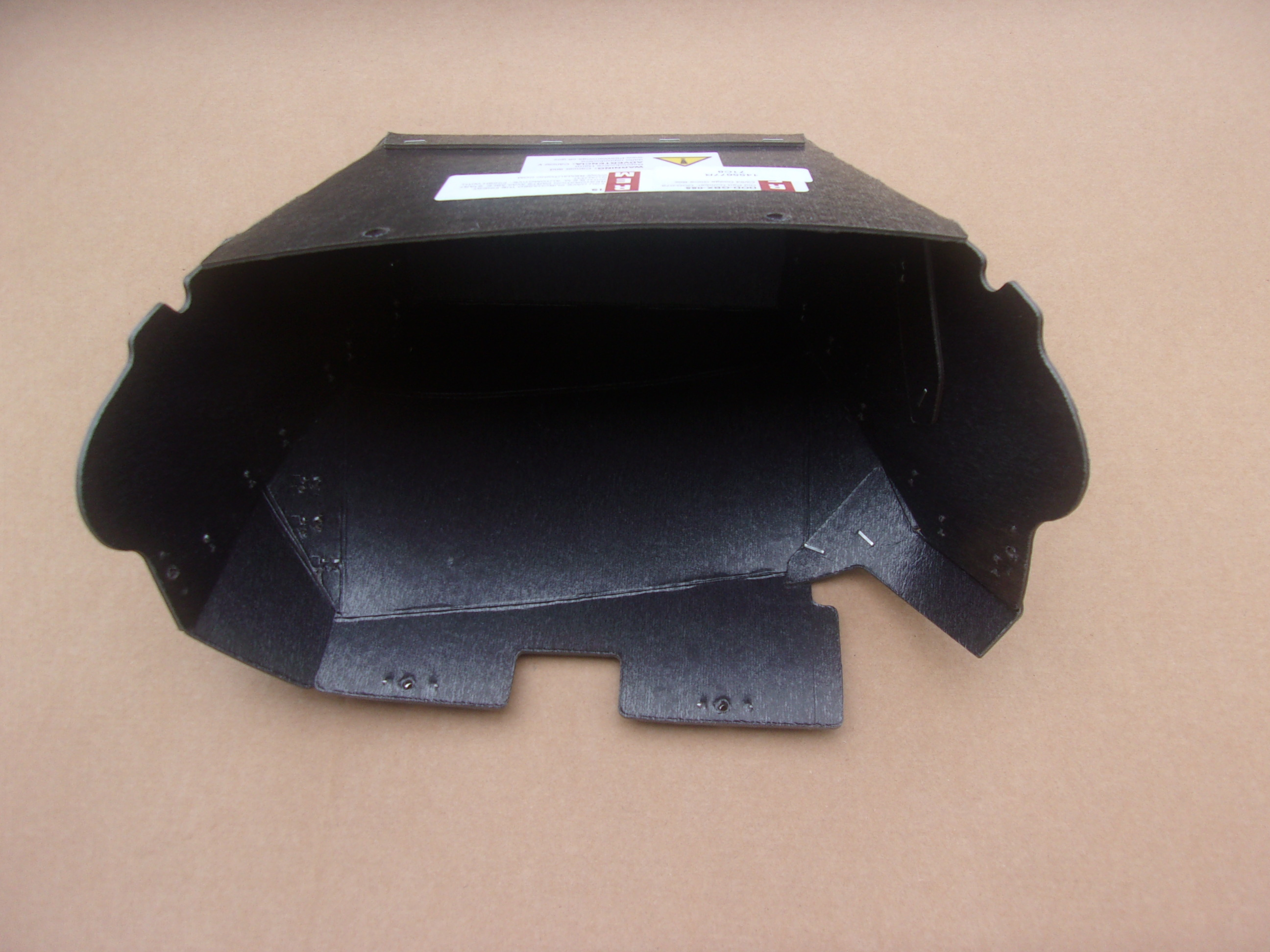 53-54 Dodge Glove Box