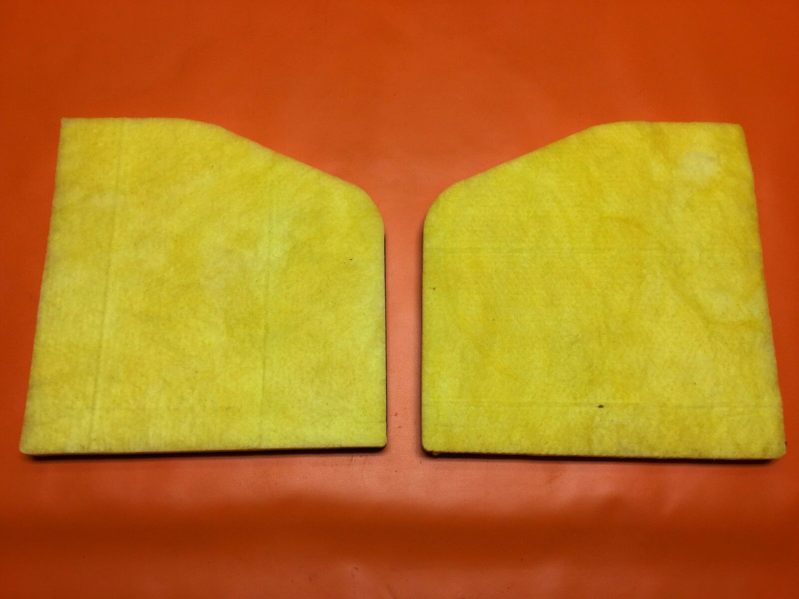 67-76 A BODY KICK PANEL INSULATION