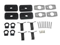 67 BUCKET SEAT HEADREST REBUILD KIT
